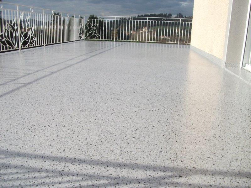 R sines ext rieures d coratives bourgoin voiron en is re et chamb ry - Resine pour terrasse beton ...