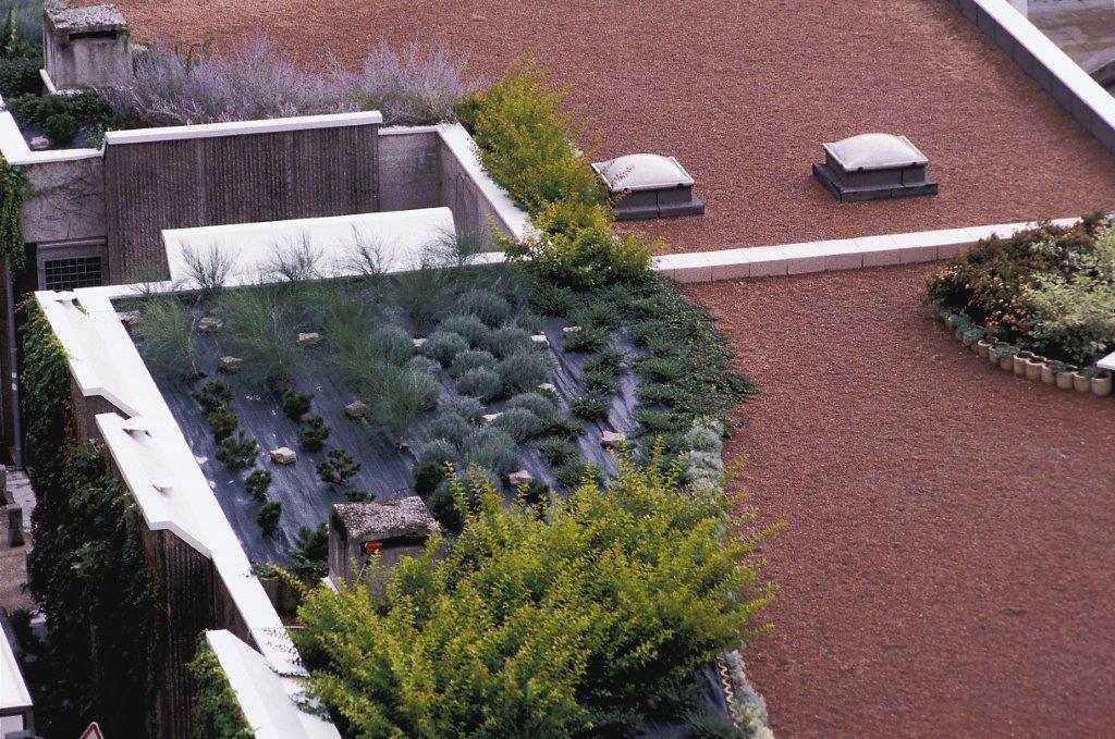 Étanchéité toitures-terrasses à Bourgoin-jallieu, Voiron, Grenoble, Isère
