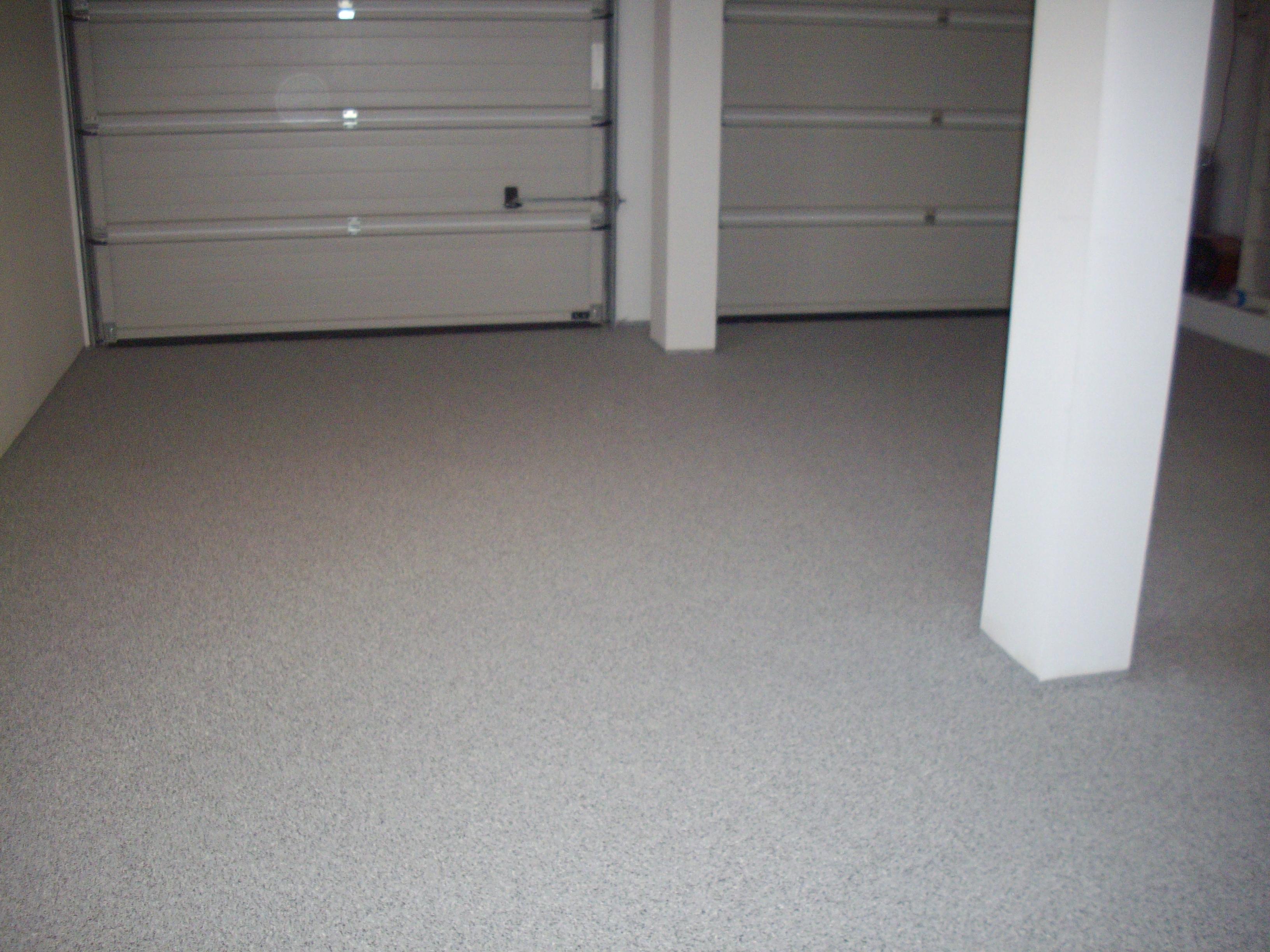 Revetement De Sol Pour Garage revêtement de sol intérieur en résine (garage) -